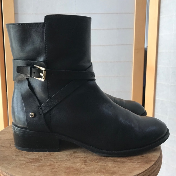 Lauren Ralph Lauren Shoes - Lauren Ralph Lauren Marisol boots black leather 7B